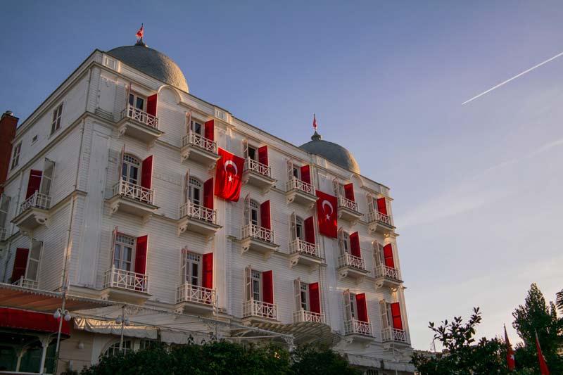 Büyükada, Splendid Hotel, Büyükada Splendid Hotel