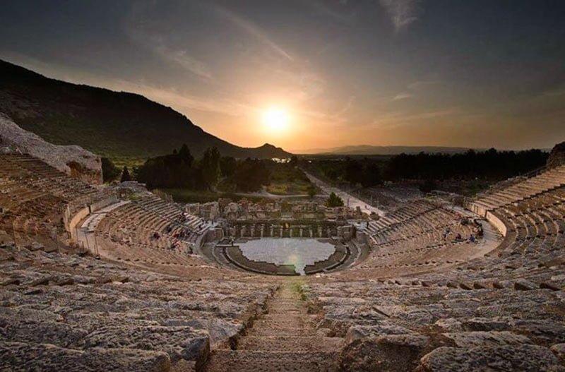 Efes Antik Kenti, Efes Antik Kenti hakkında bilgi, Efes Antik Kenti kısaca bilgi, Efes Antik Kenti hakkında bilgi kısaca