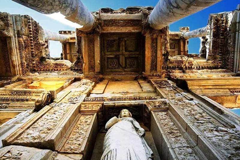 Efes Antik Kenti, Efes Antik Kenti nerede, Efes Antik Kenti nerededir, Efes Antik Kenti nasıl gidilir, Efes Antik Kenti hangi şehirde
