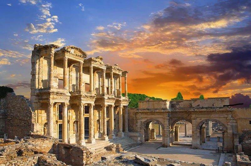 Efes Antik Kenti, Efes Antik Kenti tarihi, Efes Antik Kenti tarihçesi, Efes Antik Kenti tarihi nedir, Efes Antik Kenti tarihçesi nedir