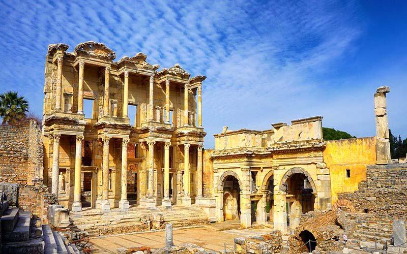 Efes Antik Kenti, Efes Antik Kenti hakkında bilgi, Efes Antik Kenti tarihi, Efes Antik Kenti tarihçesi, Efes Antik Kenti nerede