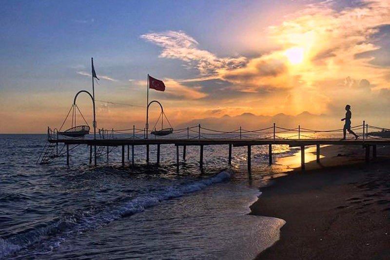 Lara Plajı, Lara Plajı Antalya, Antalya Lara Plajı