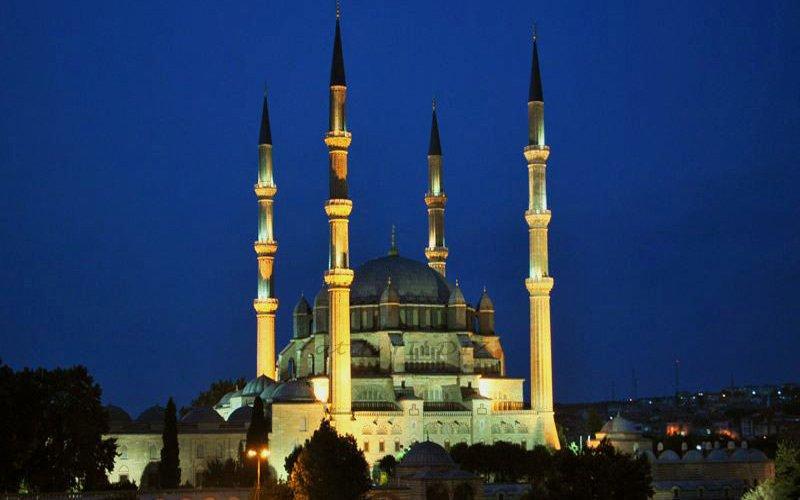 Selimiye Camii, Selimiye Camii Tarihi, Selimiye Camii hakkında bilgi, Selimiye Camii nerede, Selimiye Camii nasıl gidilir
