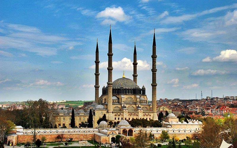 Selimiye Camii, Selimiye Camii nerede, Selimiye Camii tarihi, Selimiye Camii hakkında bilgi
