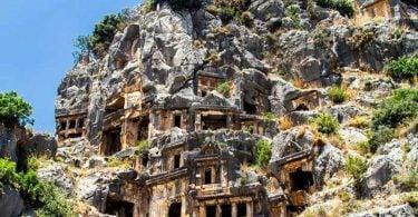 Myra Antik Kenti, Antalya Myra Antik Kenti, Myra Antik Kenti tarihi, Myra Antik Kenti nerede, Myra Antik Kenti giriş ücreti
