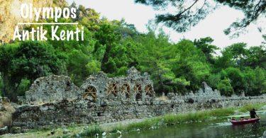 Olympos, Olympos Antik Kenti, Olimpos Antik Kenti, Olympos Antik Kenti tarihi, Olympos Antik Kenti nerede, Olympos Antik Kenti giriş ücreti