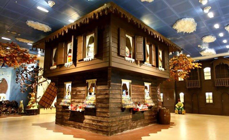 Pelit Çikolata Müzesi, Pelit Çikolata Müzesi hakkında bilgi, Pelit Çikolata Müzesi nerede, Pelit Çikolata Müzesi giriş ücreti