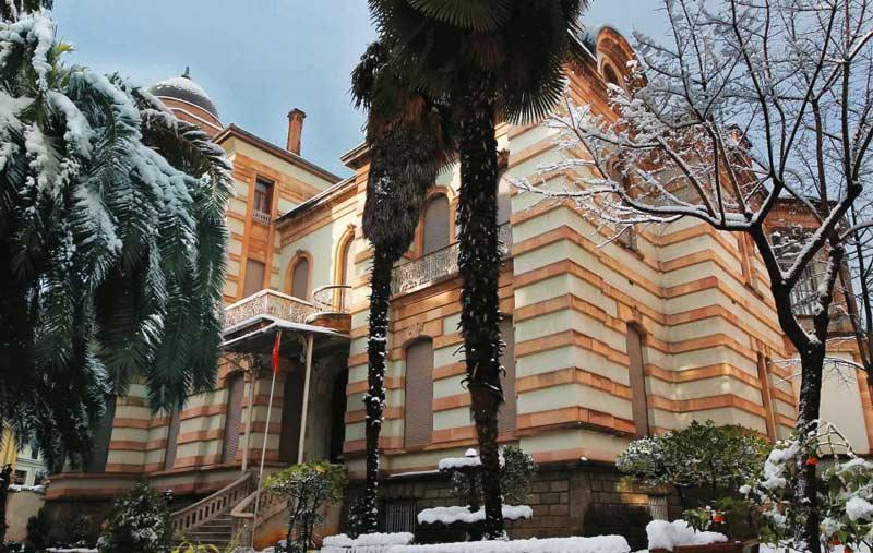 Trabzon, Trabzon Müzesi, Trabzon Müzesi hakkında bilgi, Trabzon'da Müze