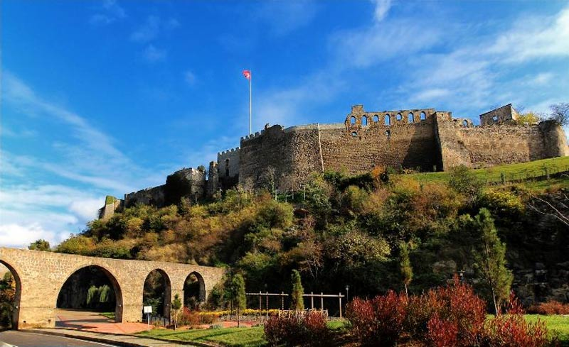 Trabzon, Trabzon Kalesi, Trabzon Kalesi hakkında bilgi
