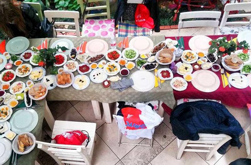 Büyükada, Büyükada Ada Kahvaltı, Ada Kahvaltı Büyükada, Büyükada kahvaltı mekanları