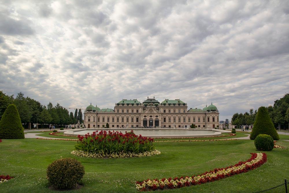 Belvedere Sarayı, Belvedere Sarayı nerede, Belvedere Sarayı tarihi, Belvedere Sarayı giriş ücreti, Belvedere Sarayı hakkında bilgi