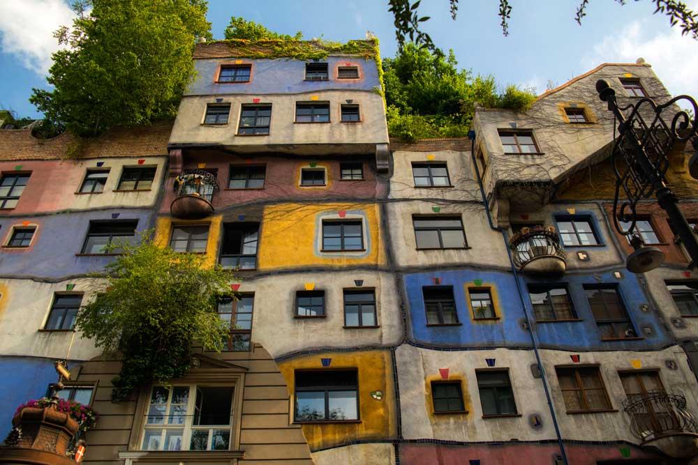 Hundertwasser Evi, Hundertwasser Evi tarihi, Hundertwasser Evi nerede, Hundertwasser Evi özellikleri, Hundertwasser Evi kim yaptı
