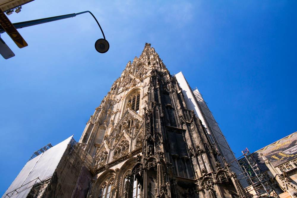 Aziz Stephan Katedrali, Aziz Stephan Katedrali kule, Aziz Stephan Katedrali kulesi, Aziz Stephan Katedrali kulesine çıkmak