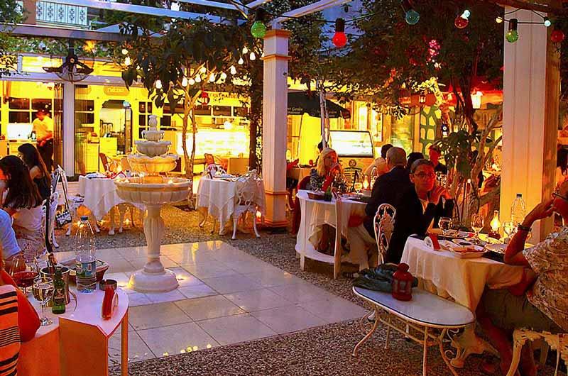 Secret Garden Restaurant, Büyükada, Büyükada Secret Garden Restaurant