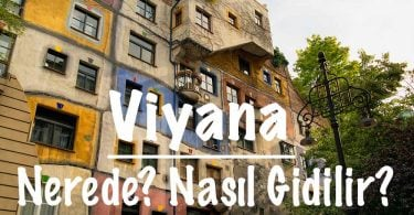 Viyana, Viyana nerede, Viyana Nerededir, Viyana nerdedir, Viyana'ya nasıl gidilir