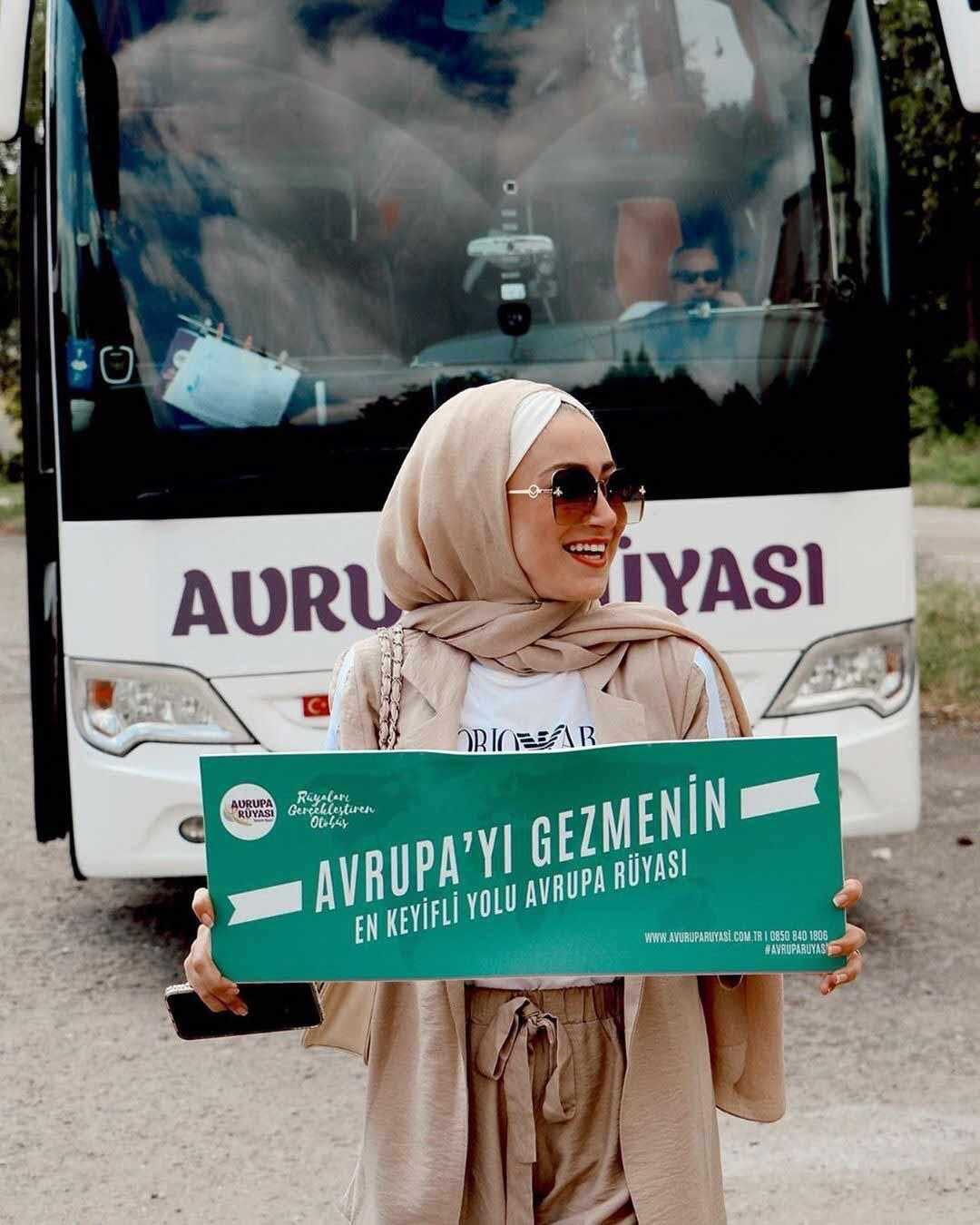 Avrupa rüyası, otobüsle Avrupa turu, otobüsle Avrupa turu 2020