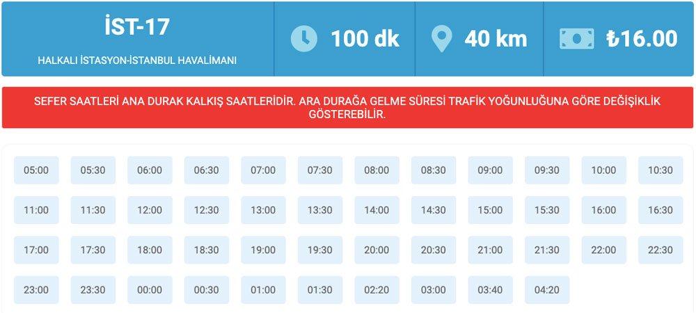 Halkalı'dan İstanbul Havaalanına nasıl gidilir, Halkalı'dan İstanbul Havalimanına nasıl gidilir, Halkalı - İstanbul Havalimanı