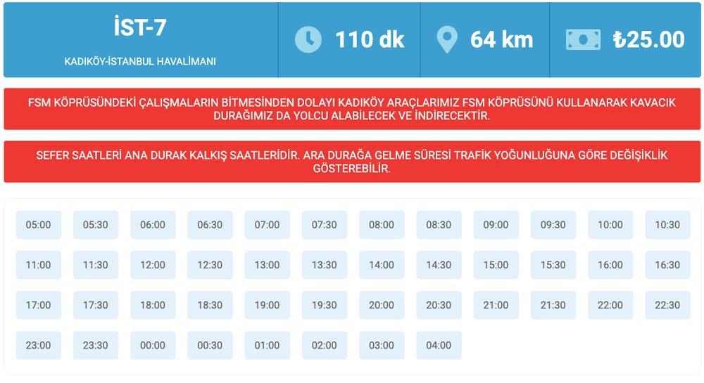 Kadıköy'den İstanbul Havaalanına nasıl gidilir, Kadıköy'den İstanbul Havalimanına nasıl gidilir, Kadıköy - İstanbul Havalimanı