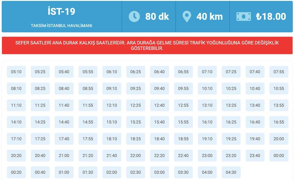 Taksim'den İstanbul Havaalanına nasıl gidilir, Taksim'den İstanbul Havalimanına nasıl gidilir, Taksim - İstanbul Havalimanı