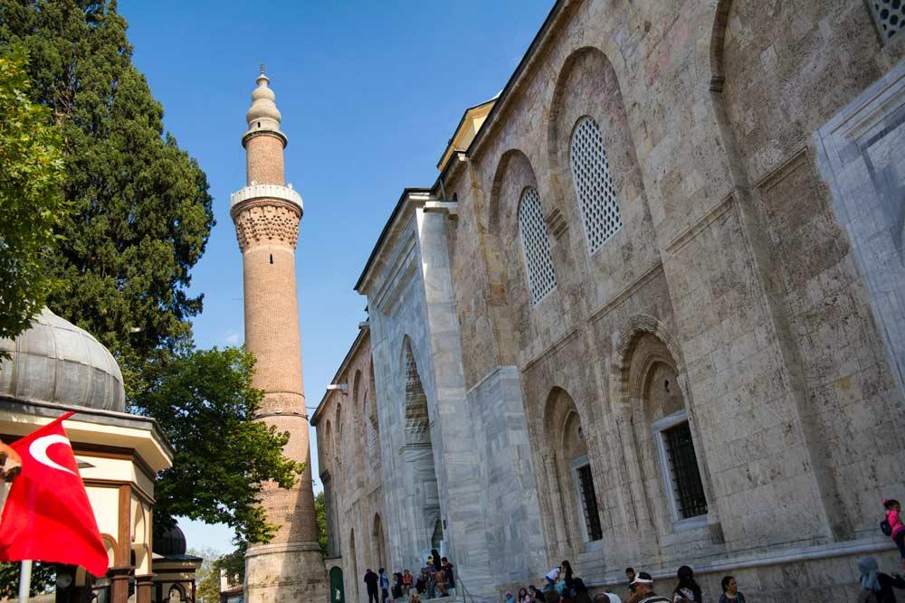 Bursa, Bursa Ulu Camii, Ulu Camii, Ulu Camii Bursa, Ulu Camii nerede, Ulu Camii nasıl gidilir, Ulu Camii tarihi, Ulu Camii kısaca bilgi