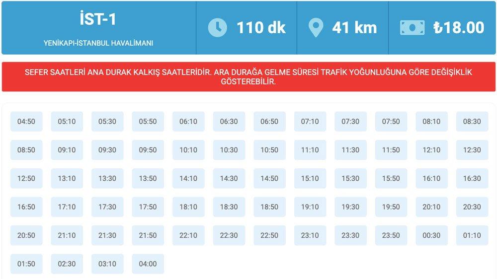 Yenikapı'dan İstanbul Havaalanına nasıl gidilir, Yenikapı'dan İstanbul Havalimanına nasıl gidilir, Yenikapı - İstanbul Havalimanı